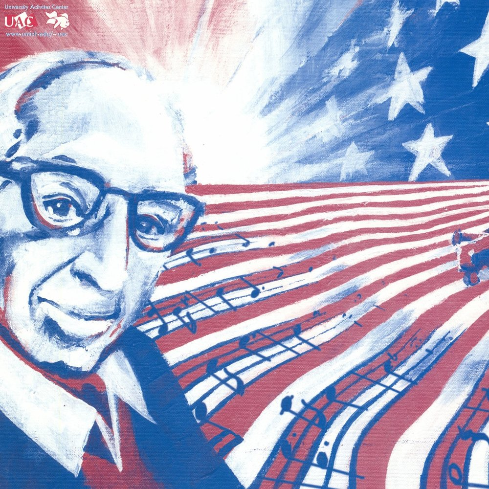 100 Years of Aaron Copland - Fall 2000