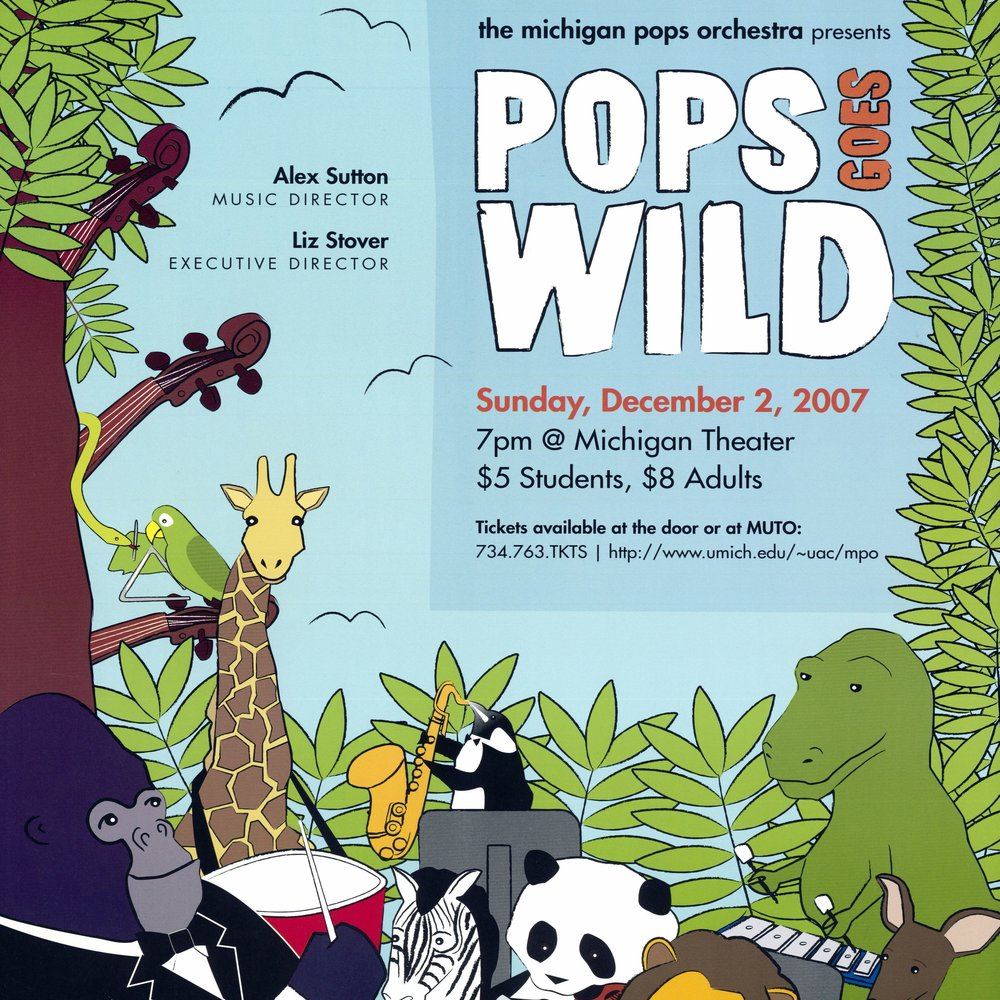 Pops Goes Wild - Fall 2007