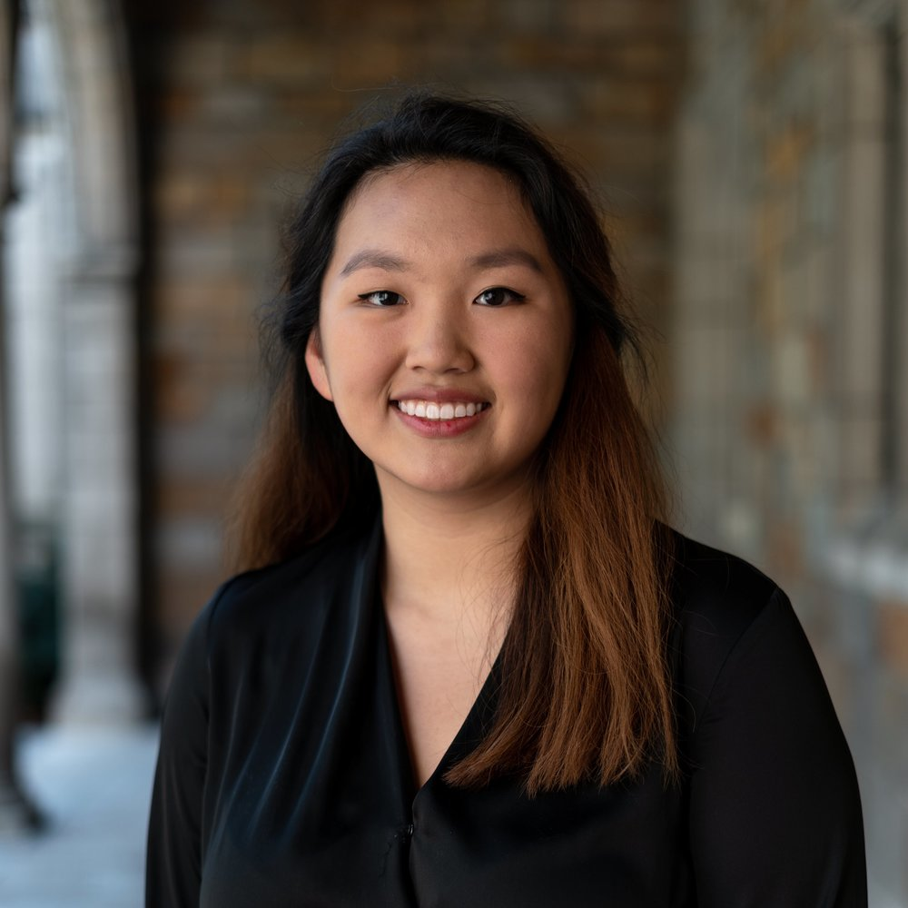 Calise Wang - Co-Social Director