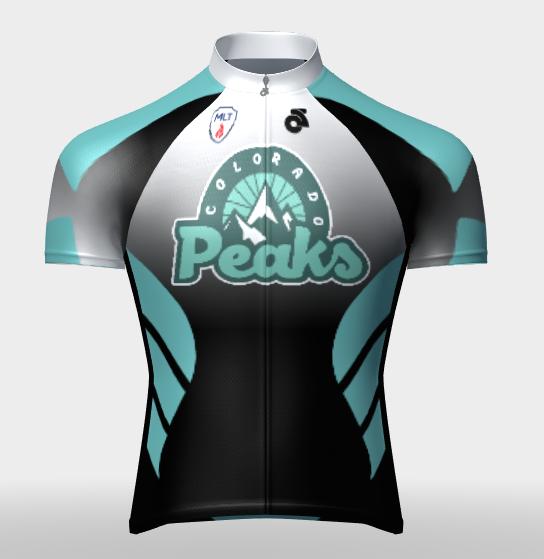 Peaks Cycling Top