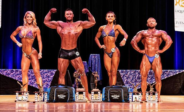A huge congratulations goes out to all of the competitors who stepped on stage at the #npcMedCity yesterday!! Also a big thank you to all of the staff, sponsors and exhibitors, @ceastvold our guest poser AND everyone who came out to watch the show!!!