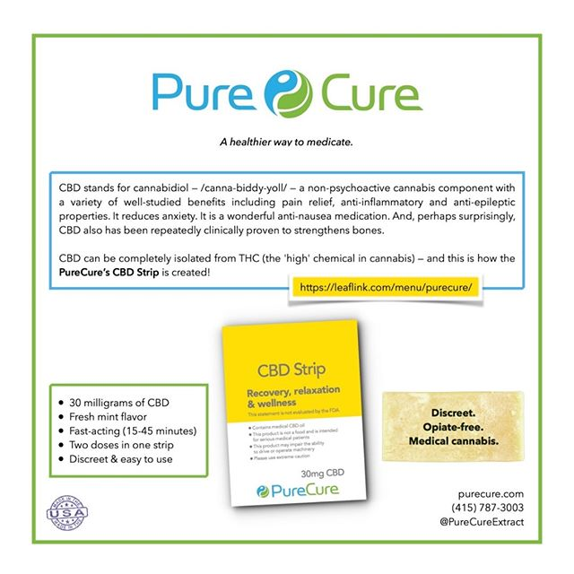 @PureCureExtract on @LeafLink_CA — https://leaflink.com/menu/purecure/ — Order by LeafLink and get discounts & free PureCure products! New wholesale customers get 10% off CBD strip orders. Existing customers get FIVE FREE BONUS CBD STRIPS for every order of 50 CBD strips. So check us out on LeakLink! — (Click the link in our profile.) — Thanks so much. — #Cannabidiol #PureCureProducts #MedicalCannabis #Medicine #ForThePeople #ForThePlanet #Dispensary #Cartridges #Community #OpiateFree #PureCureExtract #Vape #MedicalMarijuana #Dispensaries #California #Marijuana #THC #CBD #TCB #PureCure #Cannabis #CBDStrips #Oakland #LeafLink