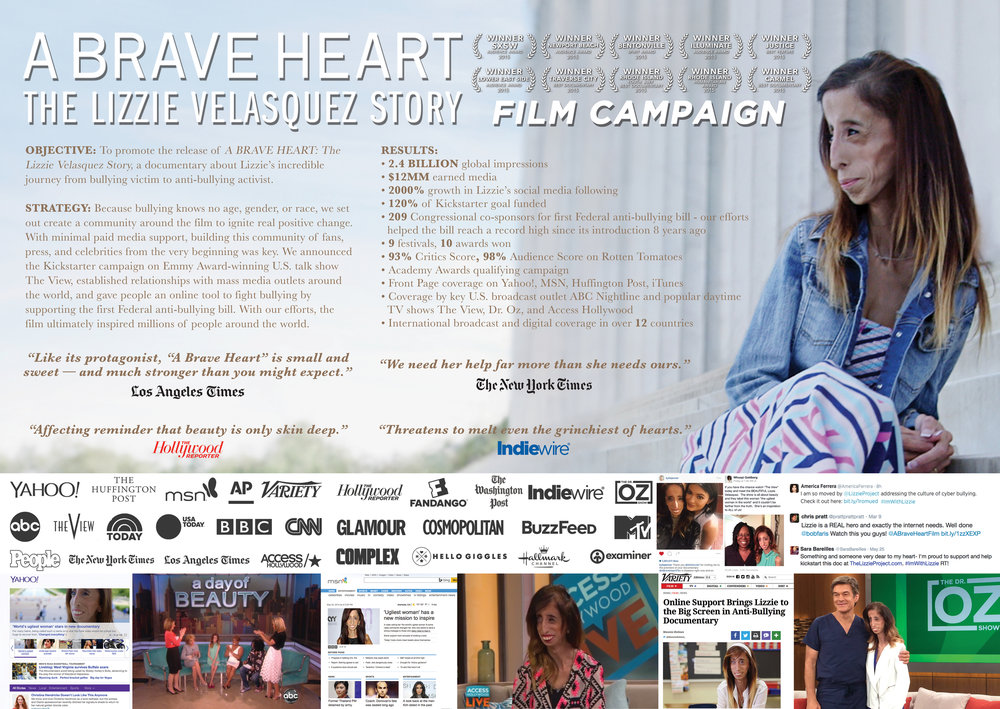 A Brave Heart Film Case Study Cannes
