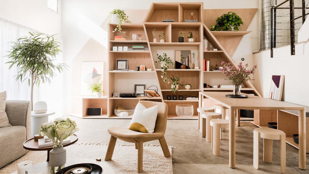Hunker House | A Design Haven