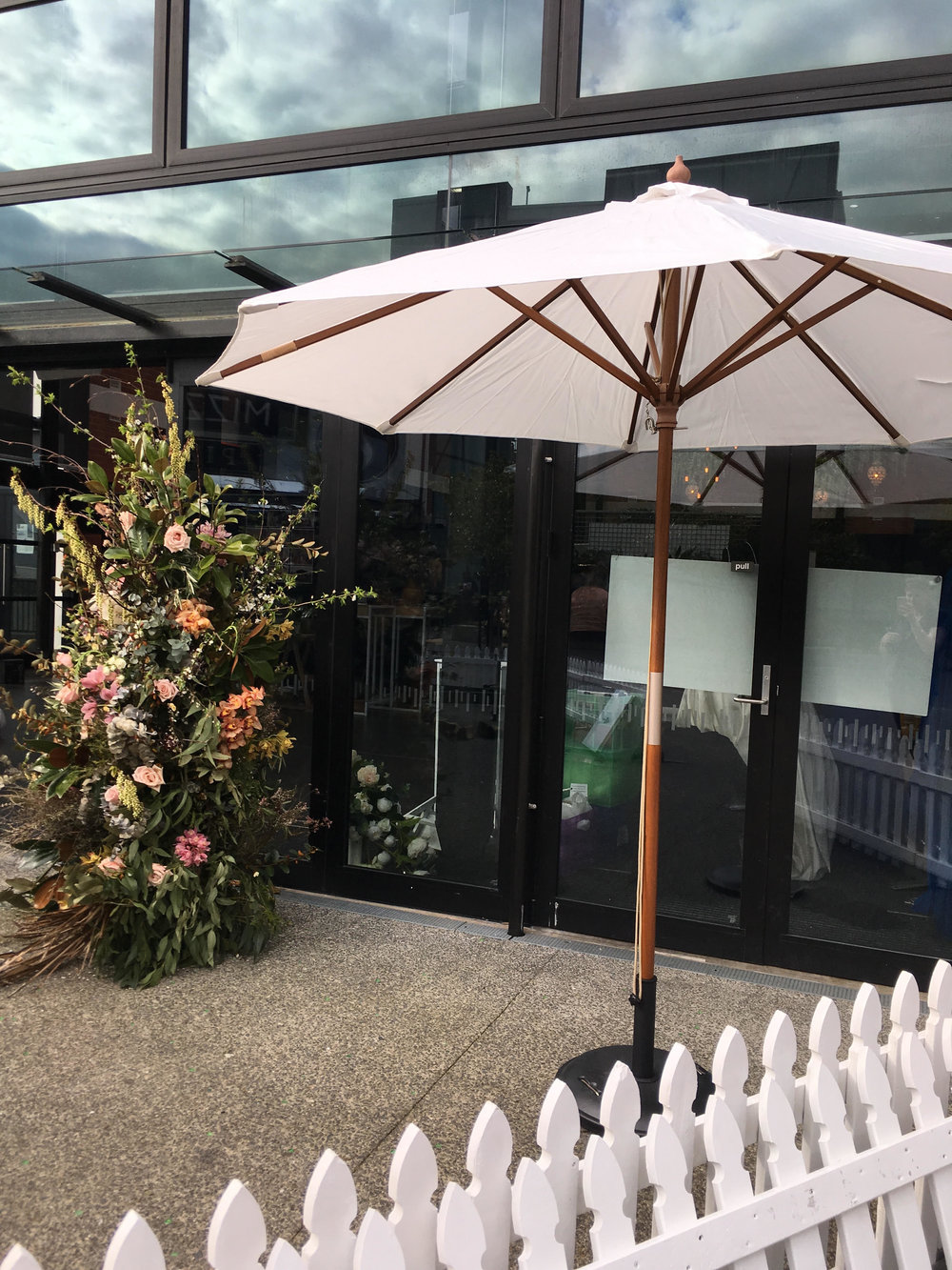 Market Umbrellas - Perfect for a sunny day to create some shade at your event
