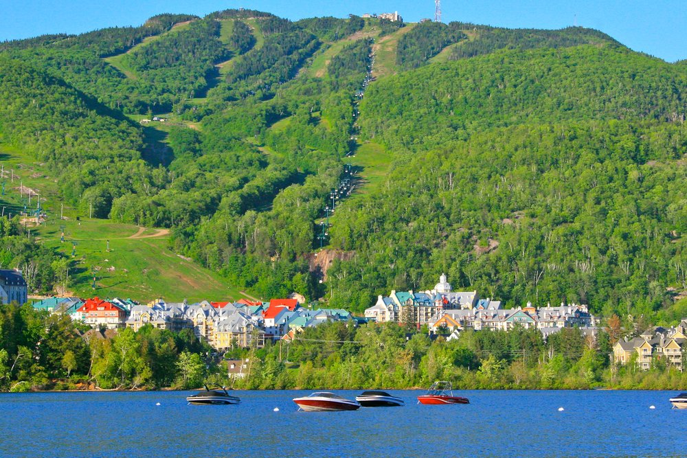 Montreal /Mont Tremblant - The BodyJuly 2019