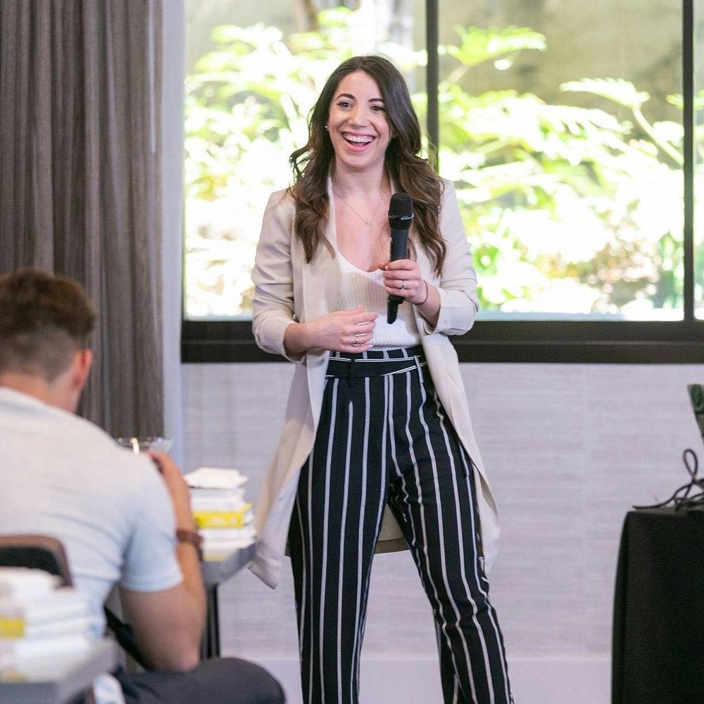 Events & Retreats - Immersion, community, and connection is what creates the most rapid results and transformation. Doing this type of work in person is what reallly LIGHTS ME UP! I offer a variety of events and retreats during various times of year.