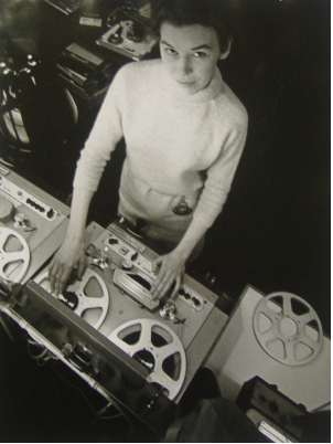 Listen: 140 years of recorded music - Delia Derbyshire, also known as one of the pioneers of electronic music, aimed to provide athmospheric sounds and innovative music for radio programmes. She joined the BBC Radiophonic Workshop in 1962, where she manipulated tapes and sampled everyday sounds by using electronic equipment.Check out some of her creations: https://www.youtube.com/watch?v=jetzY-W78ggShe is also featured in the British Museum's temporary exhibition: 'Listen: 140 Years of Recorded Sound', which is highly recommended!