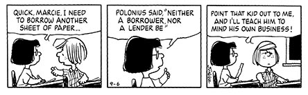 13-Peanuts-8-September-1990-neither-a-borrower-001.jpg