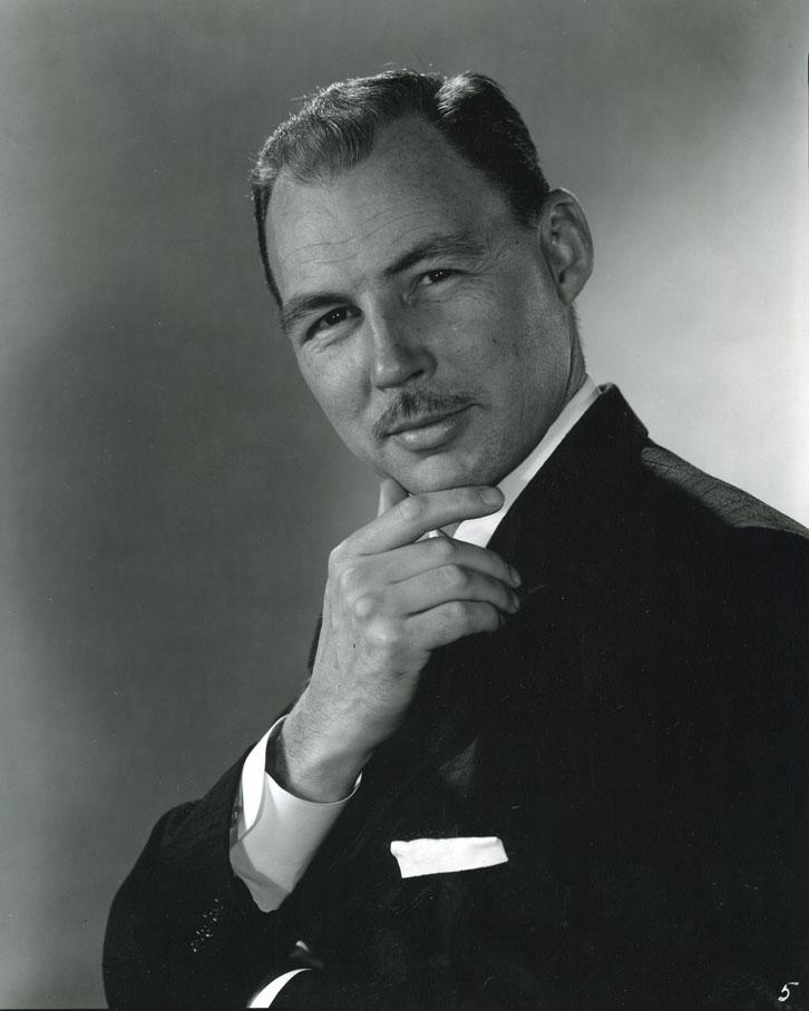 Russell Stamm in the 1960s