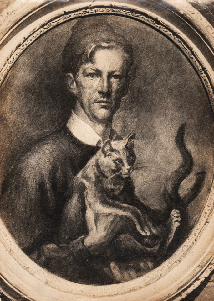 A Duncan self-portrait (click to enlarge)