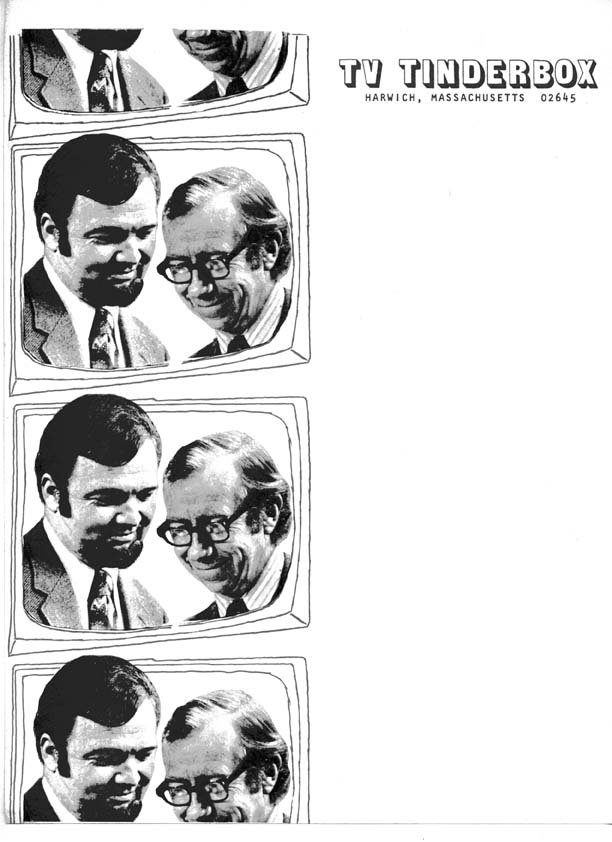 Buck Biggers (left) and Chet Stover in the 1970s (click to enlarge)