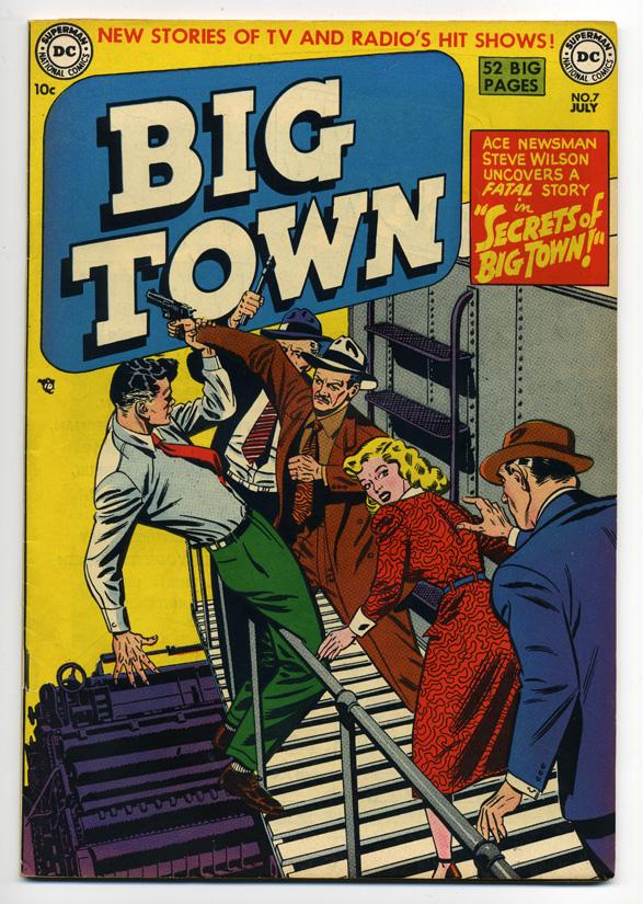 Big Town #7 (1951)