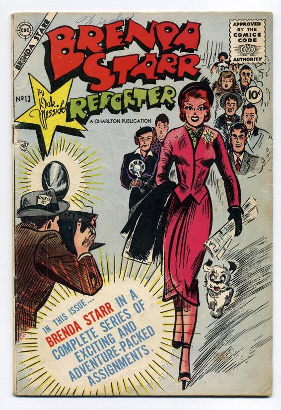 Brenda Starr #13 (1955)