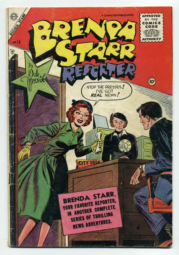 Brenda Starr #14 (1955)