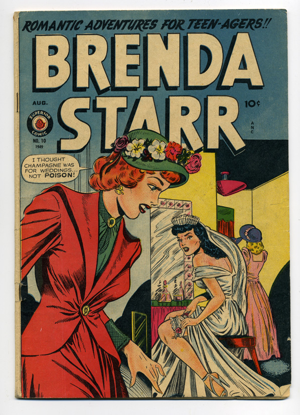 Brenda Starr #10 (1949)
