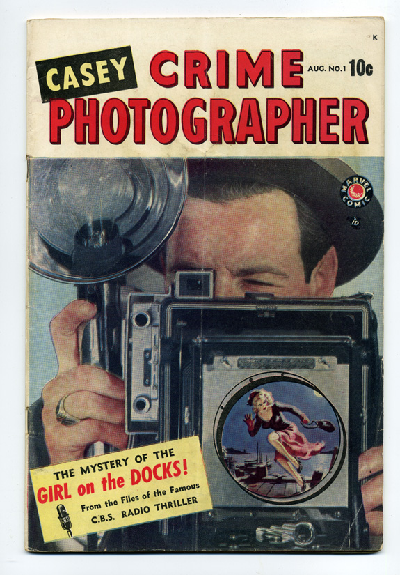 Casey Crime Photographer #1 (1949)