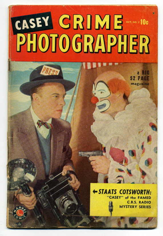 Casey Crime Photographer #2 (1949)