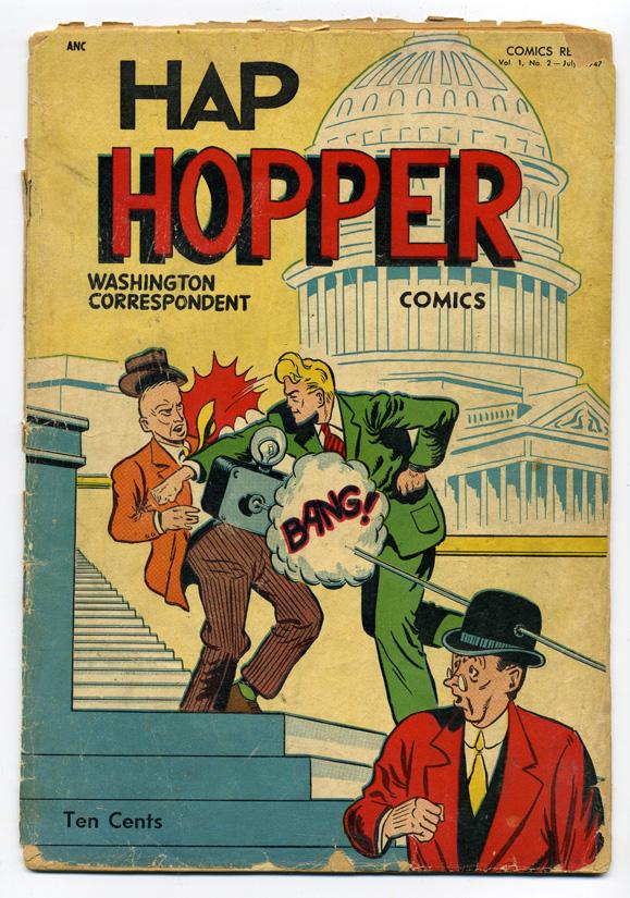 Comics Revue #2 (1947)