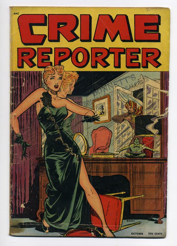 Crime Reporter #3 (1948)