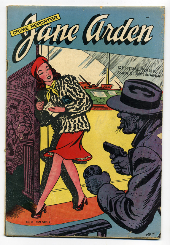 Jane Arden #2 (1948)