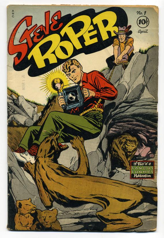 Steve Roper #1 (1948)