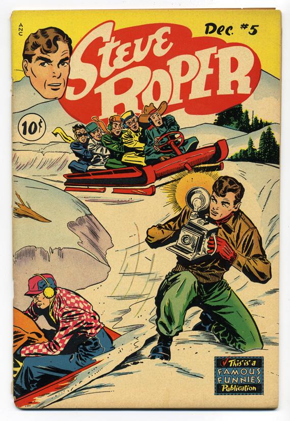 Steve Roper #5 (1948)