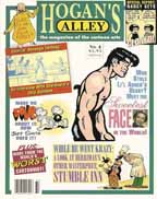 This article originally appeared in the sold-out  Hogan's Alley  #4. To buy a complete, unretouched PDF facsimile of the issue, click the cover.