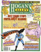 This feature originally appeared in  Hogan's Alley  #10. To order a copy, which contains this feature and much more, click the cover above!