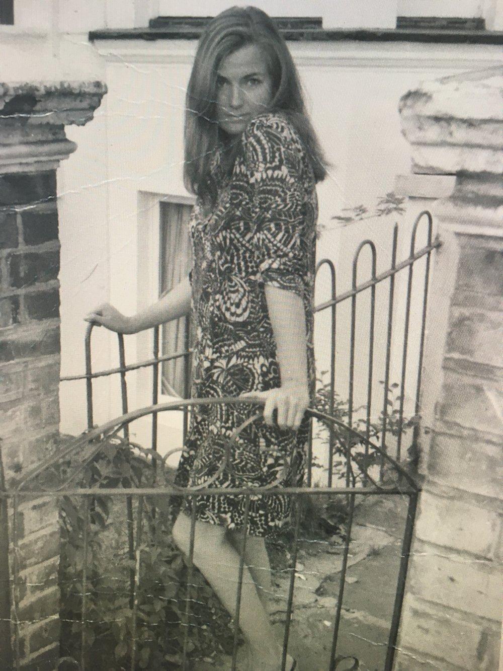 Jean Kilbourne, circa 1967