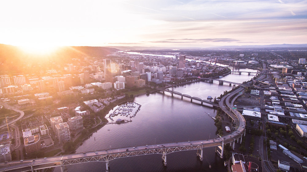 Portland Oregon Visitors Association - (now Travel Portland) private non-profit destination marketing organization promotion nonprofit dedicated to strengthen the region's economy by marketing the region as a preferred destination for meetings, conventions and leisure travel