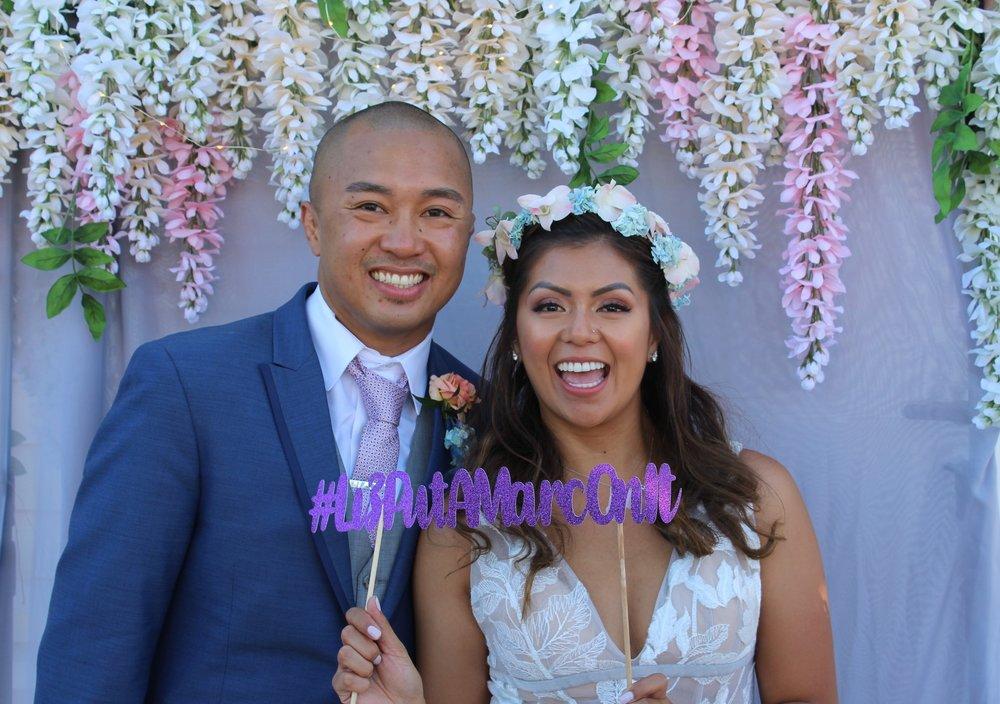 Liz & Marc's Wedding (Protected)