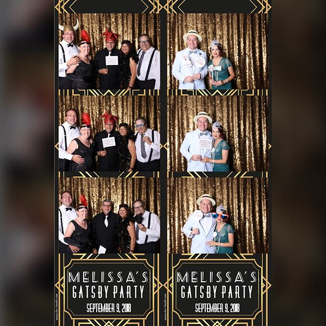 Happy birthday Melissa! What an awesome 1920's themed gala, let's party like #Gatsby! #photo#photobooth #birhday #dasbooth #behindthescenes
