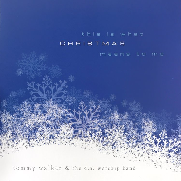 this is what christmas means to me digital album
