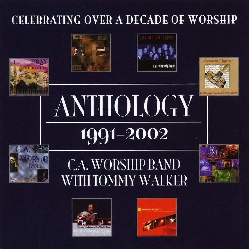 Anthology: 1991-2002 (2004)