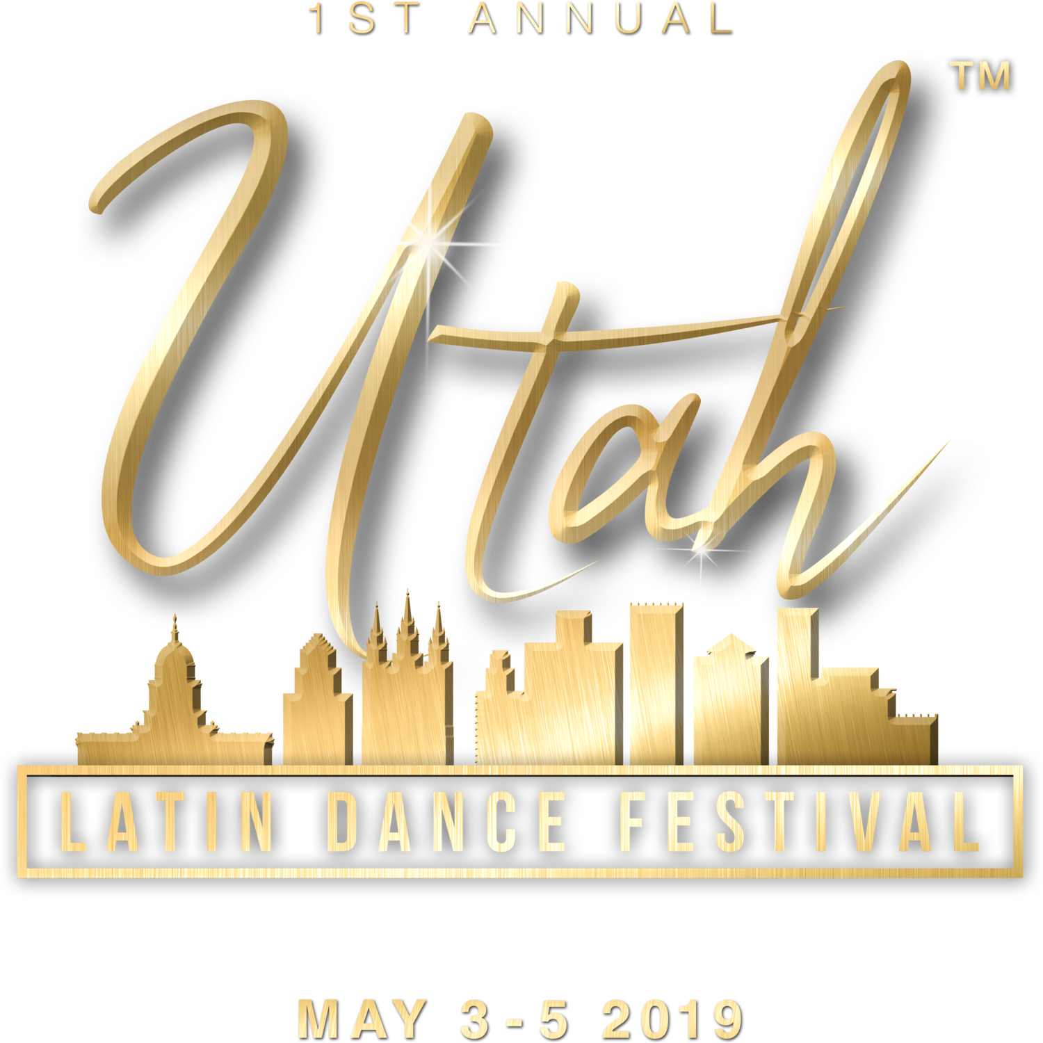 1st Annual Utah Latin Dance Festival May 3rd-5th 2019
