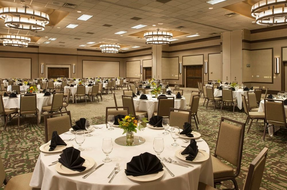 GRAND BALLROOMS - Your VenueBig, Classy, and Downstairs