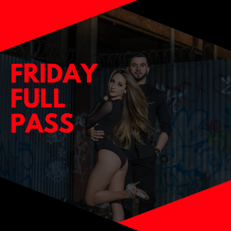 friday full pass utah latin dance festival