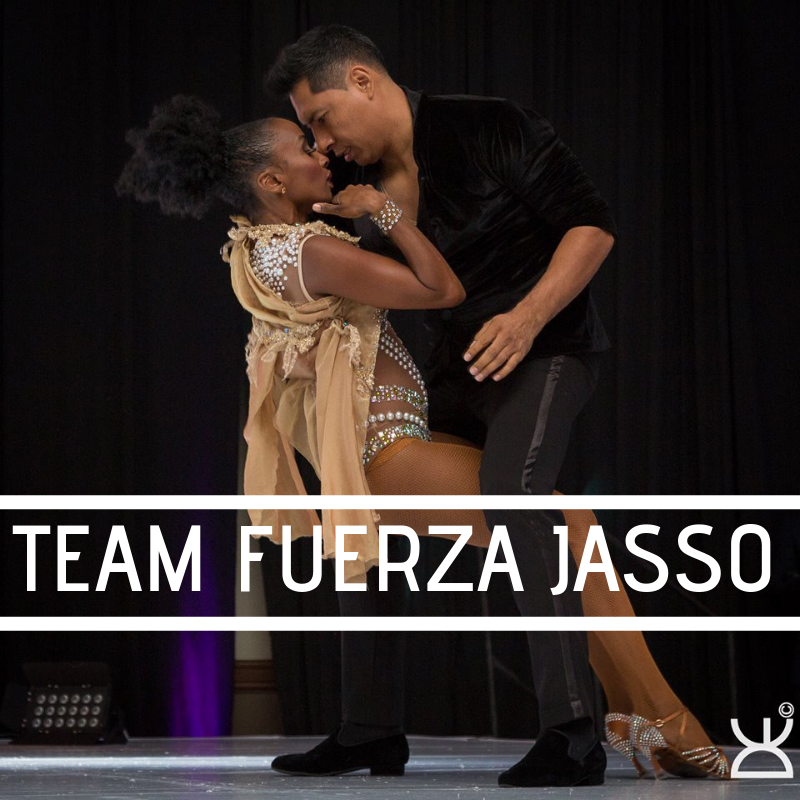 Join the Fuerza team from Tijuana Mexico and train with the World Famous BachaterosSergio and Bianca -