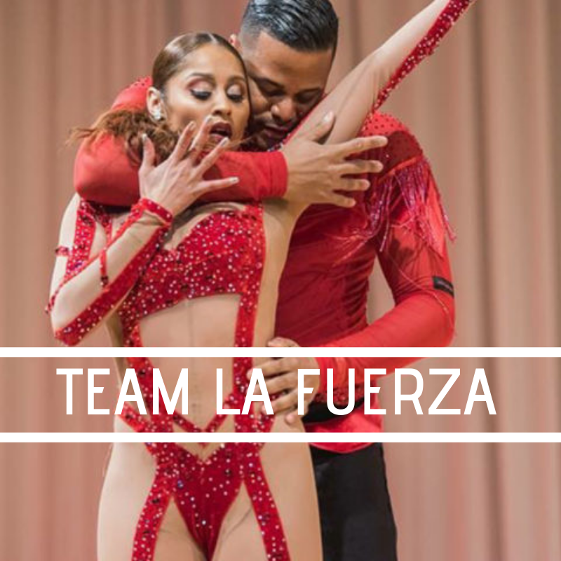 Join the Fuerza team from New York and train with the World Famous BachaterosFausto & Kate -