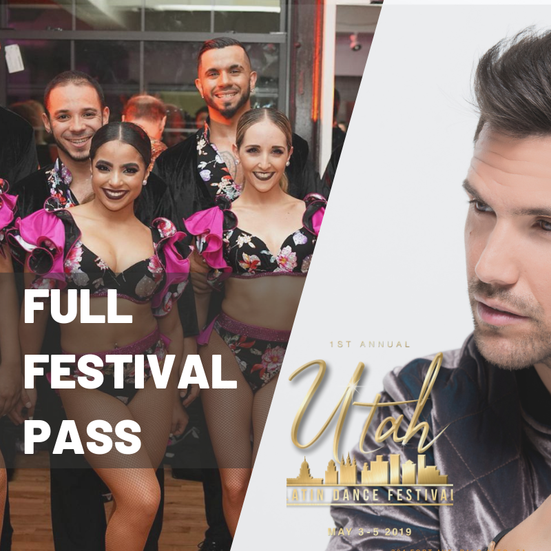 utah latin dance festival pass