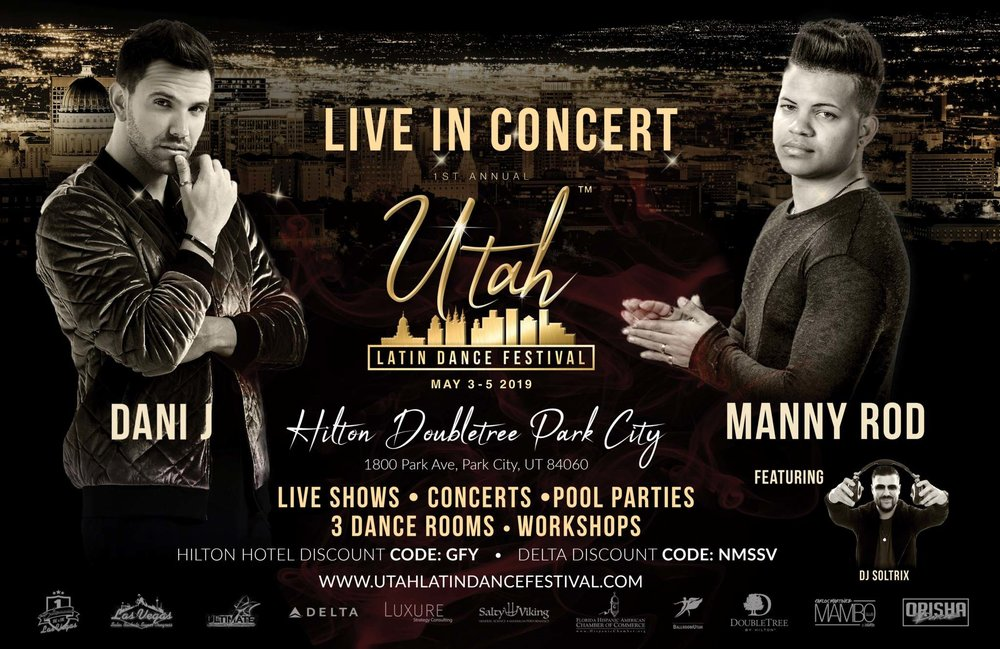 dani j manny rod live concerts
