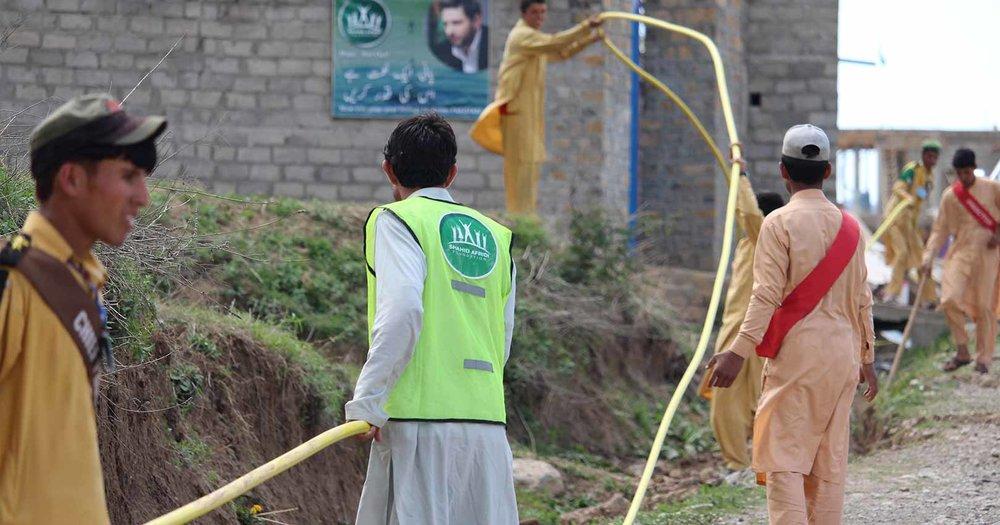Hand Pumps Across Pakistan