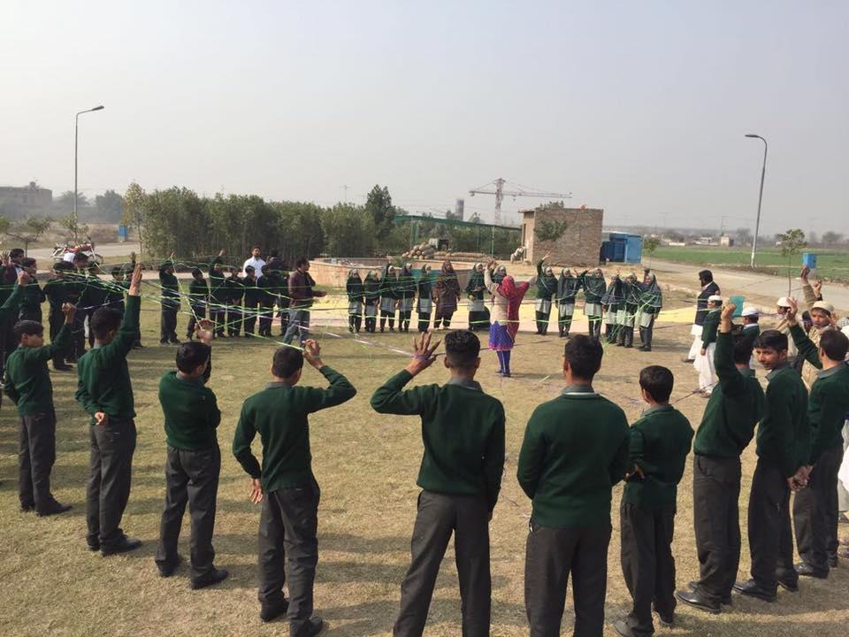 Shahid Afridi Foundation School