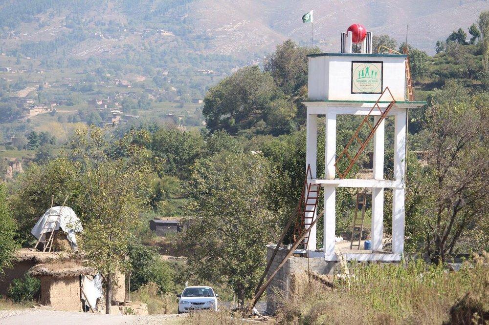 Supplying Water to Tirah Valley