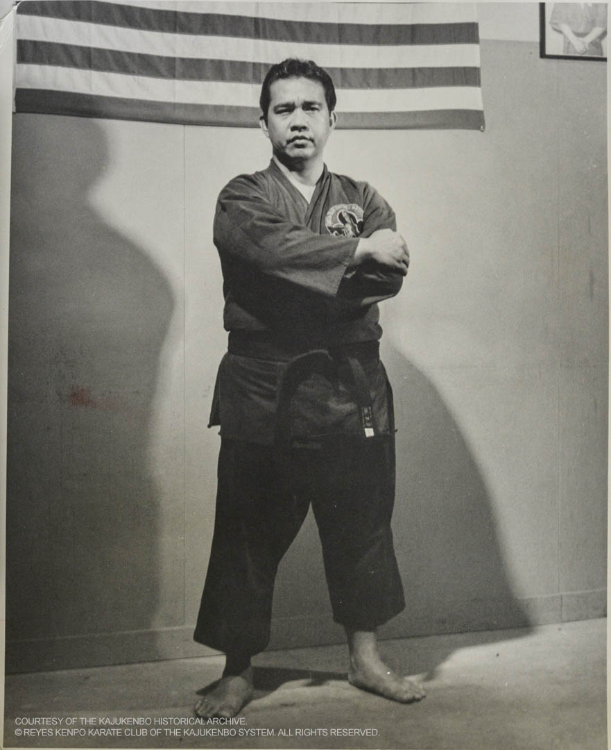 Great Grandmaster Aleju C. Reyes