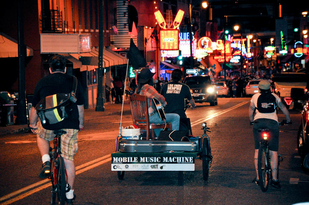 Mobile Music Machine featuring Grace Askew