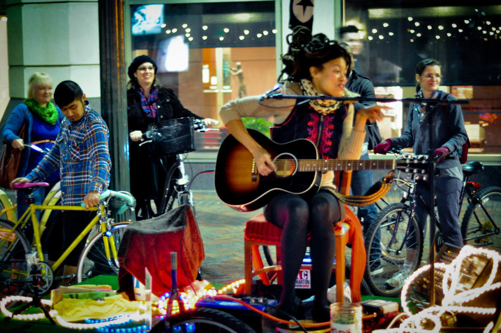 Mobile Music Machine featuring Valerie June