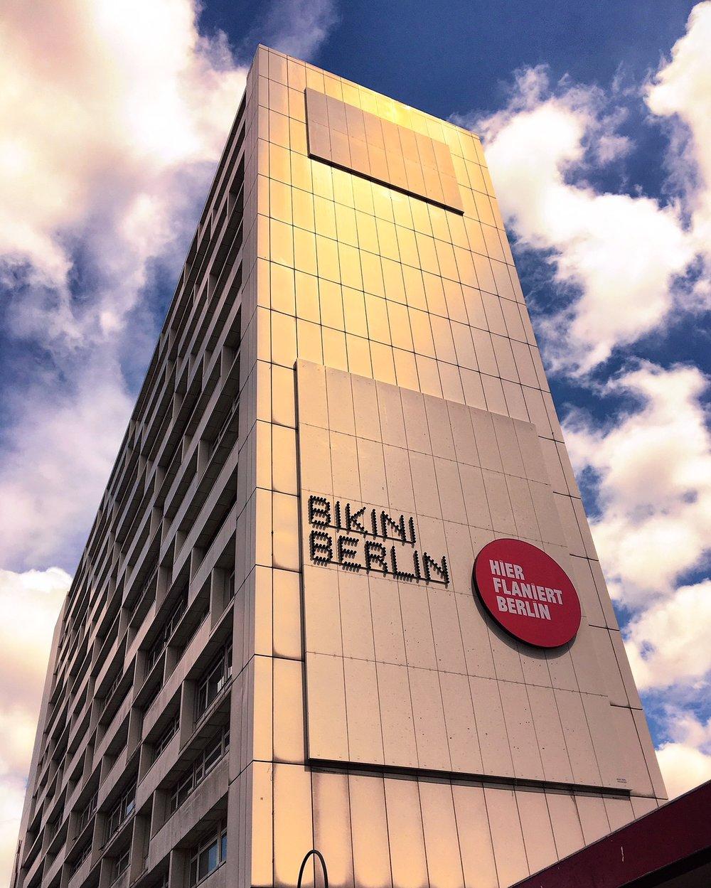 Bikini Berlin, Berlin, Germany