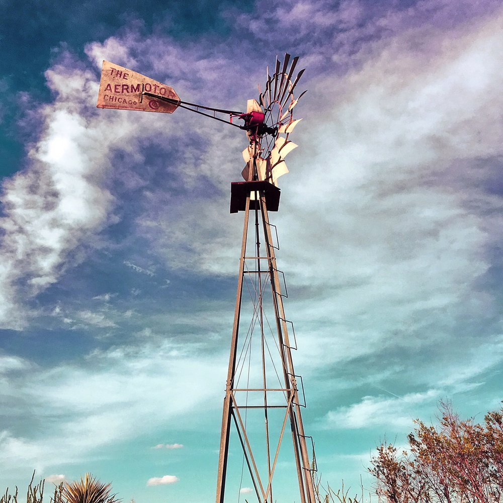 Windmill, San Antonio, Texas